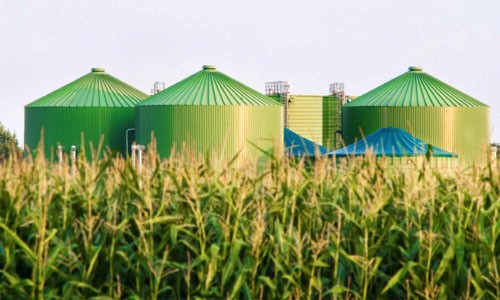 Ad Biogas Plants built by Dow